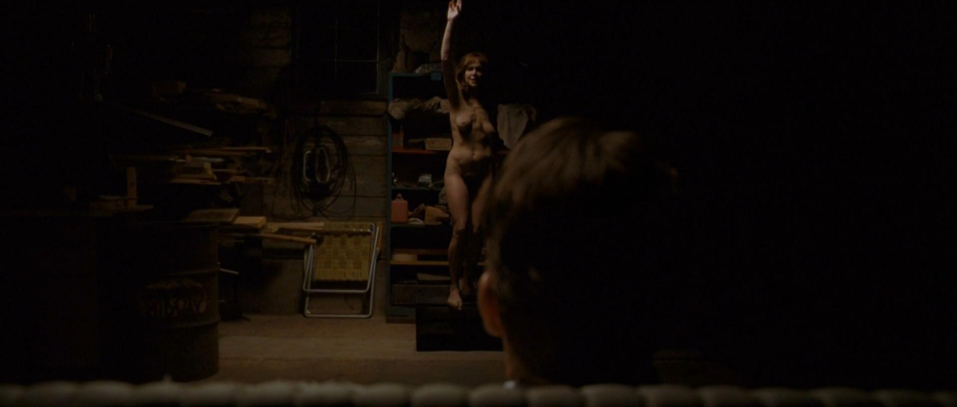 Fake nude frances oconnor