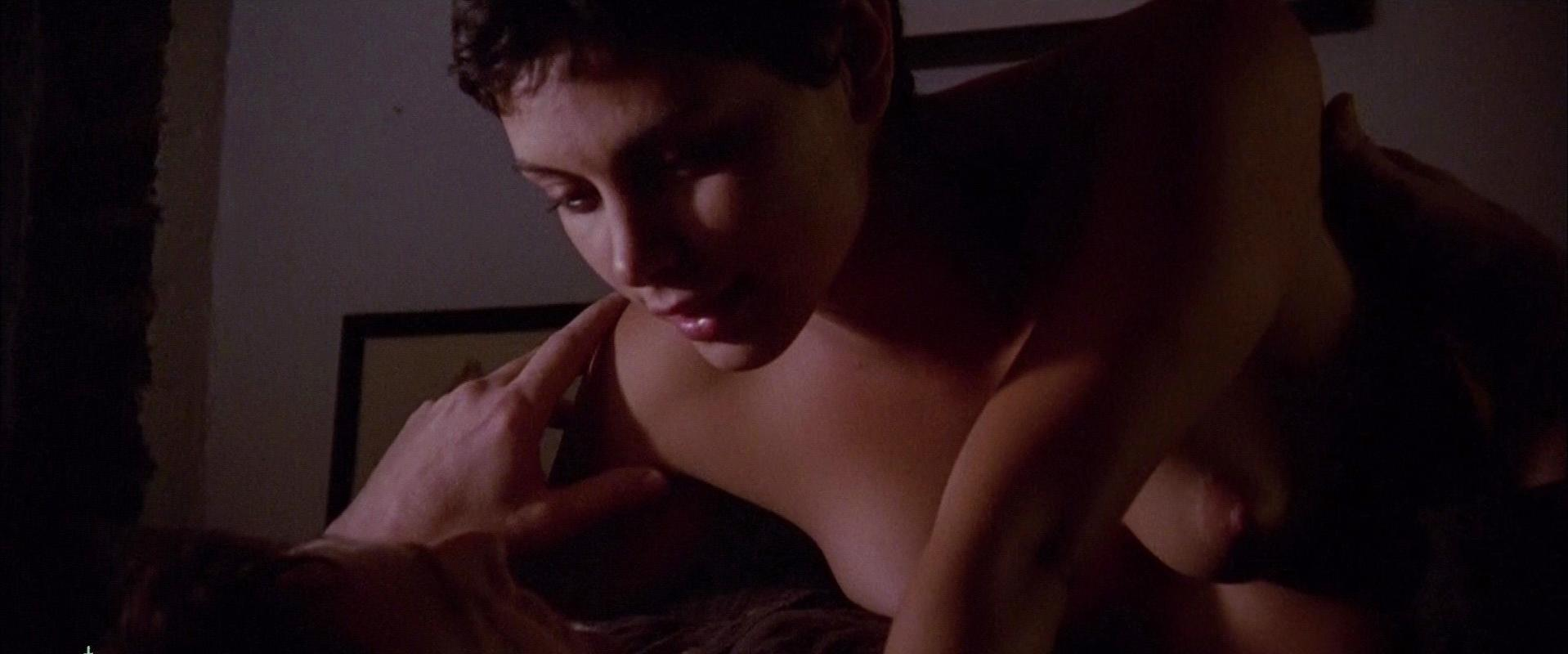 Morena Baccarin Nude Death In Love