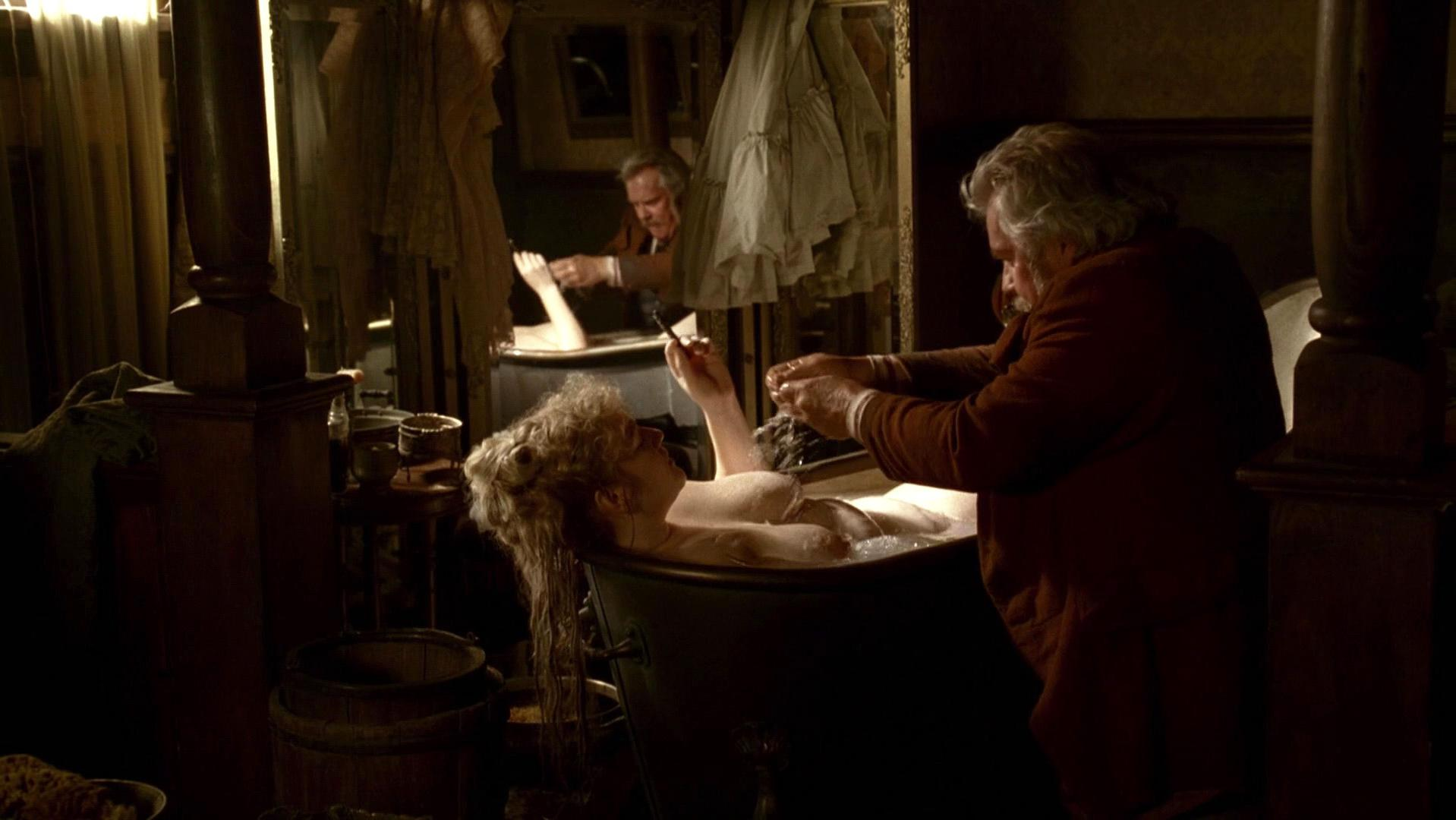 Sarah B. Lund nude - Deadwood s03e05 (2006)