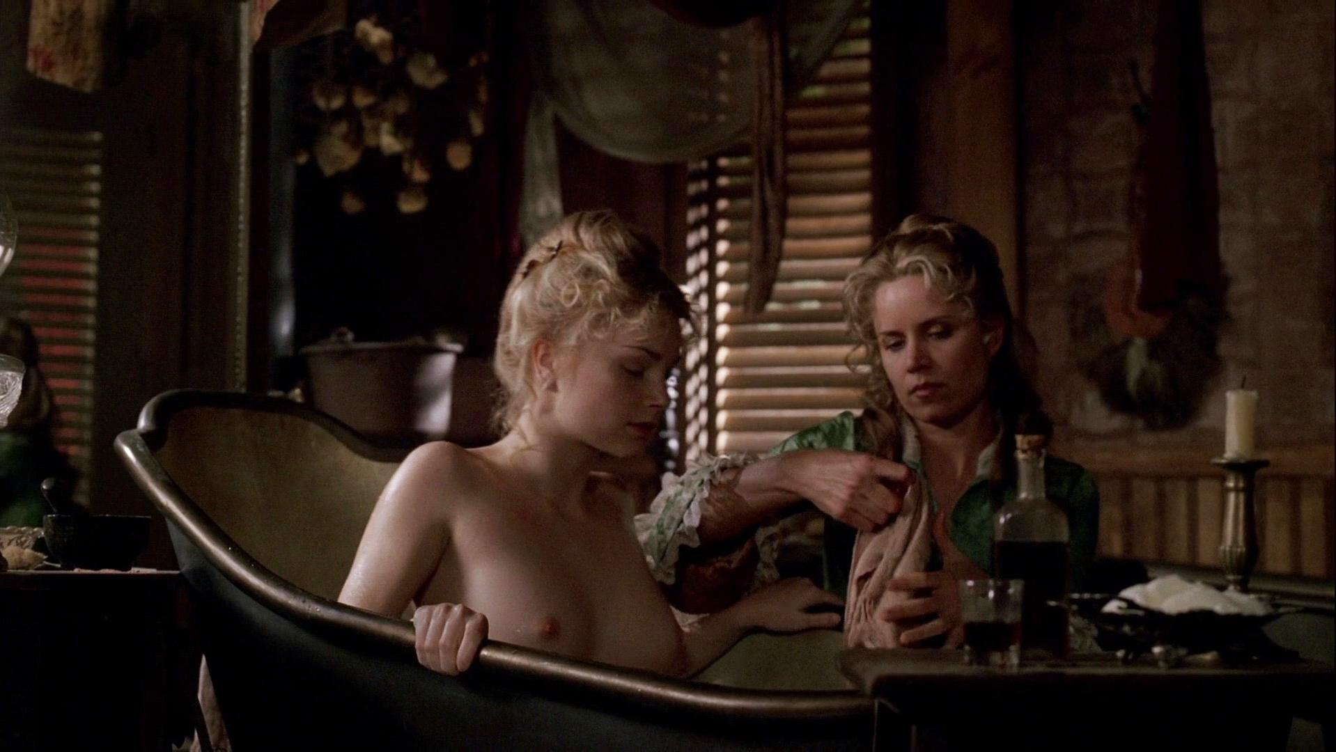 Izabella Miko nude - Deadwood s02e05 (2005)
