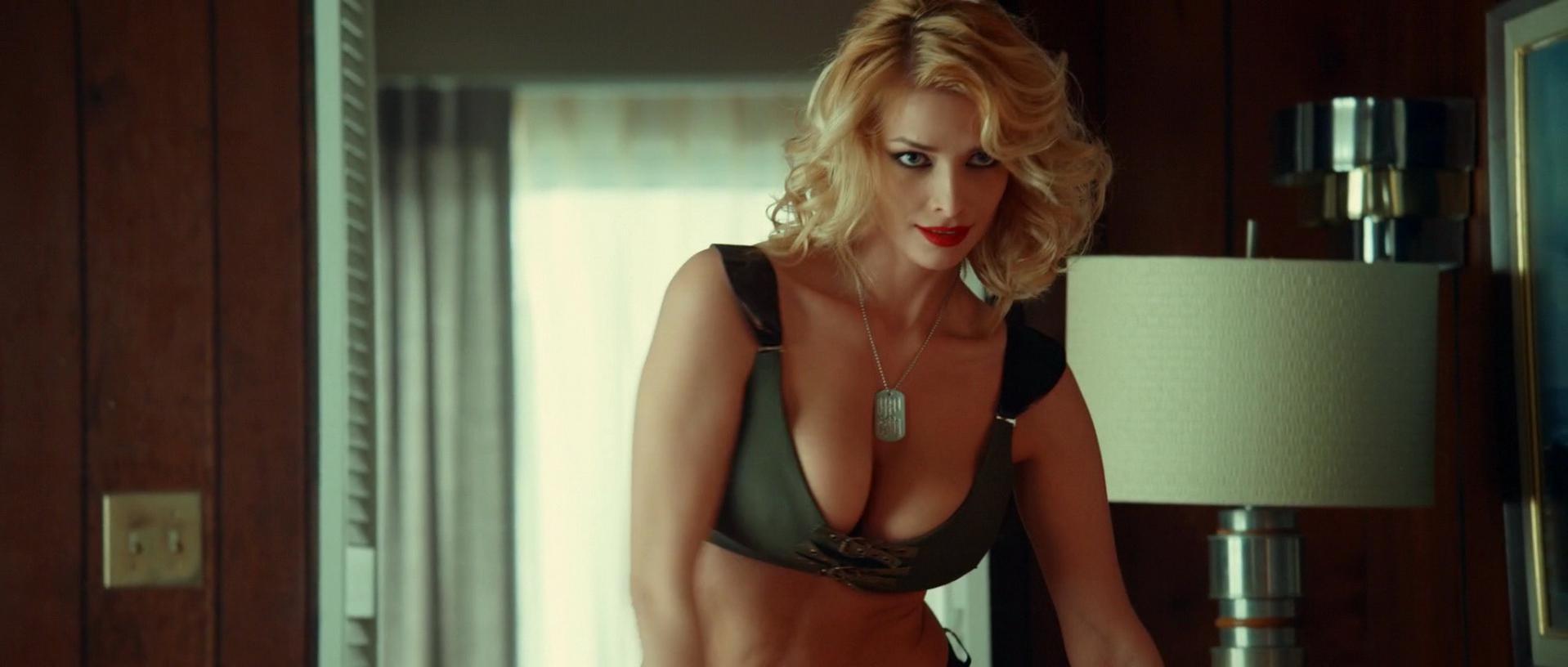 Tatyana Kotova sexy - Chto tvoryat muzhchiny 2 (2015)