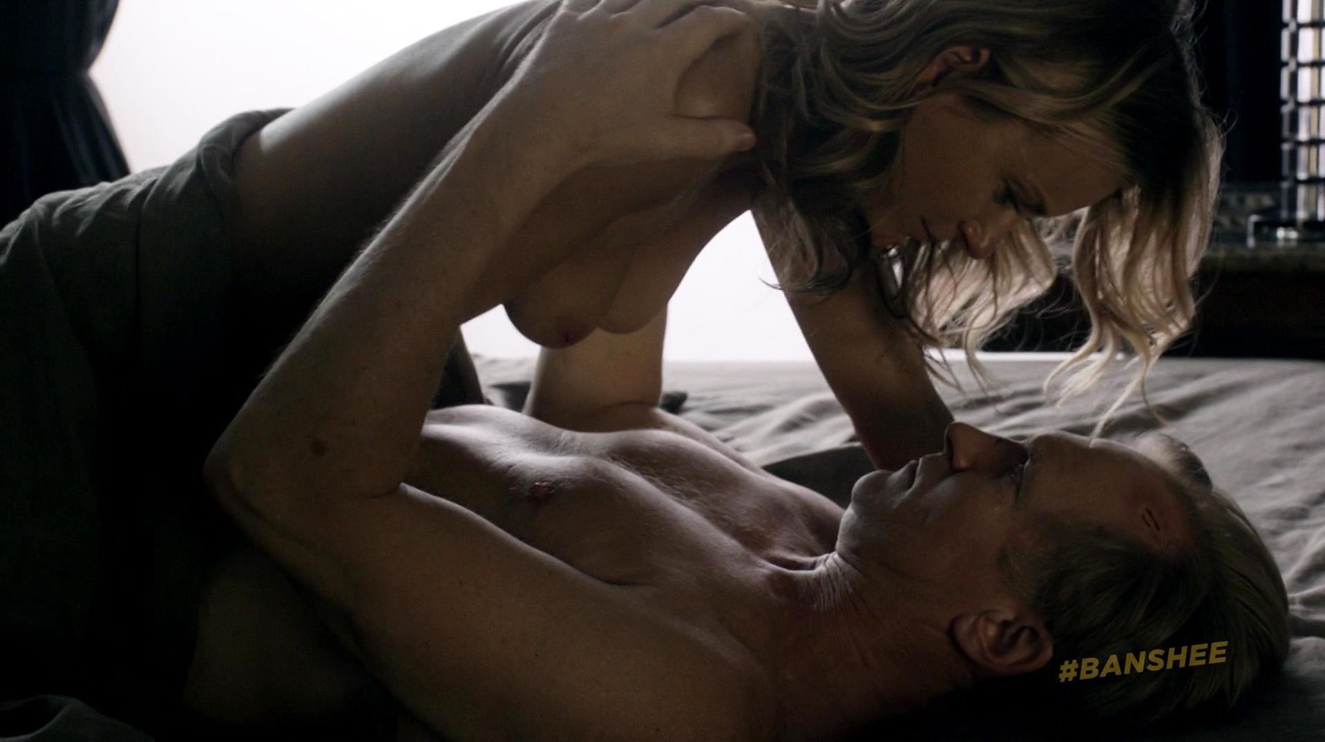 Tanya Clarke nude - Banshee s03e06 (2015)