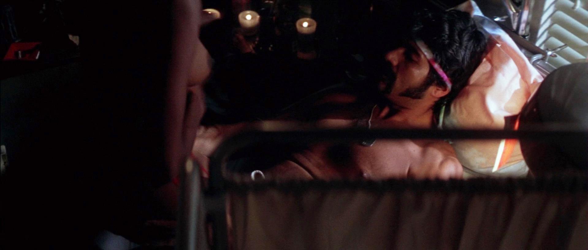 Vivica A. Fox nude, Cordelia Gonzalez nude - Born on the 4th of July (1989)