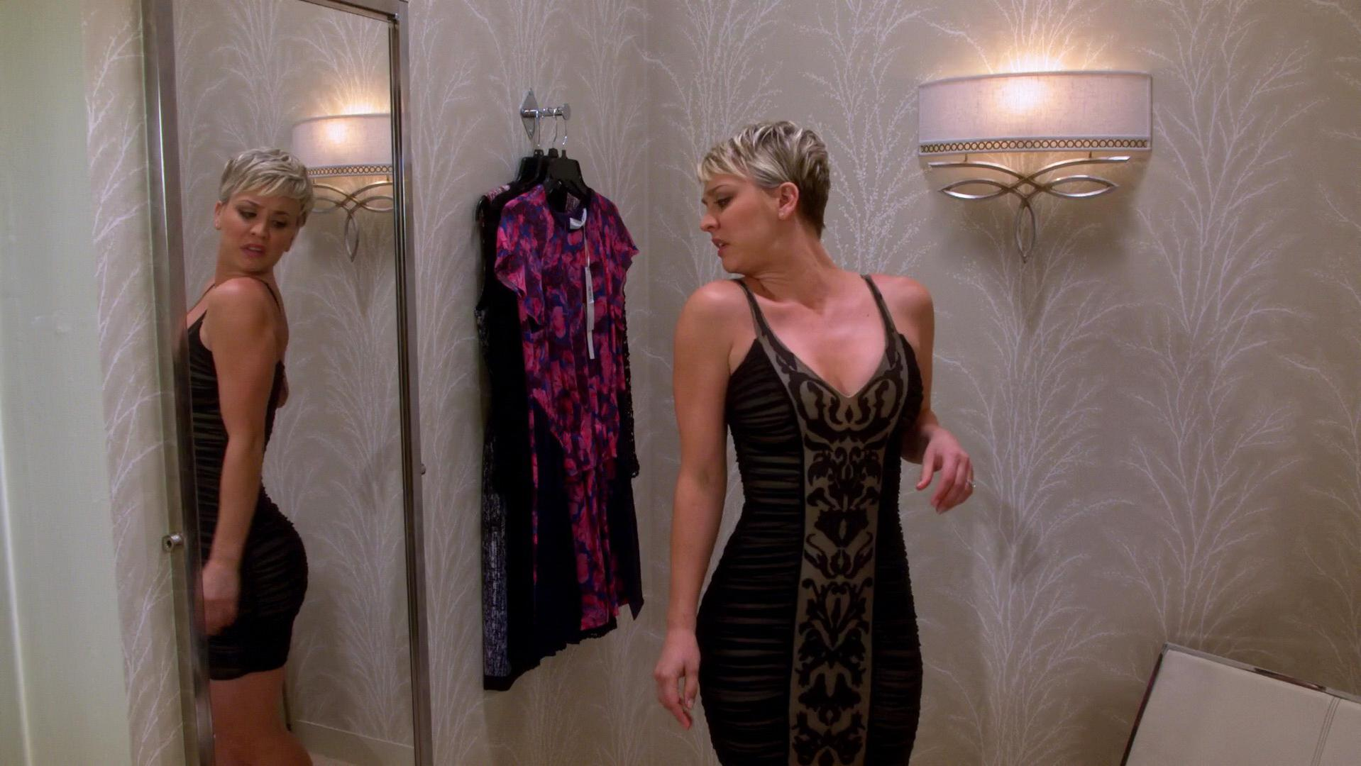 Kaley Cuoco sexy - The Big Bang Theory s08e12 (2015)
