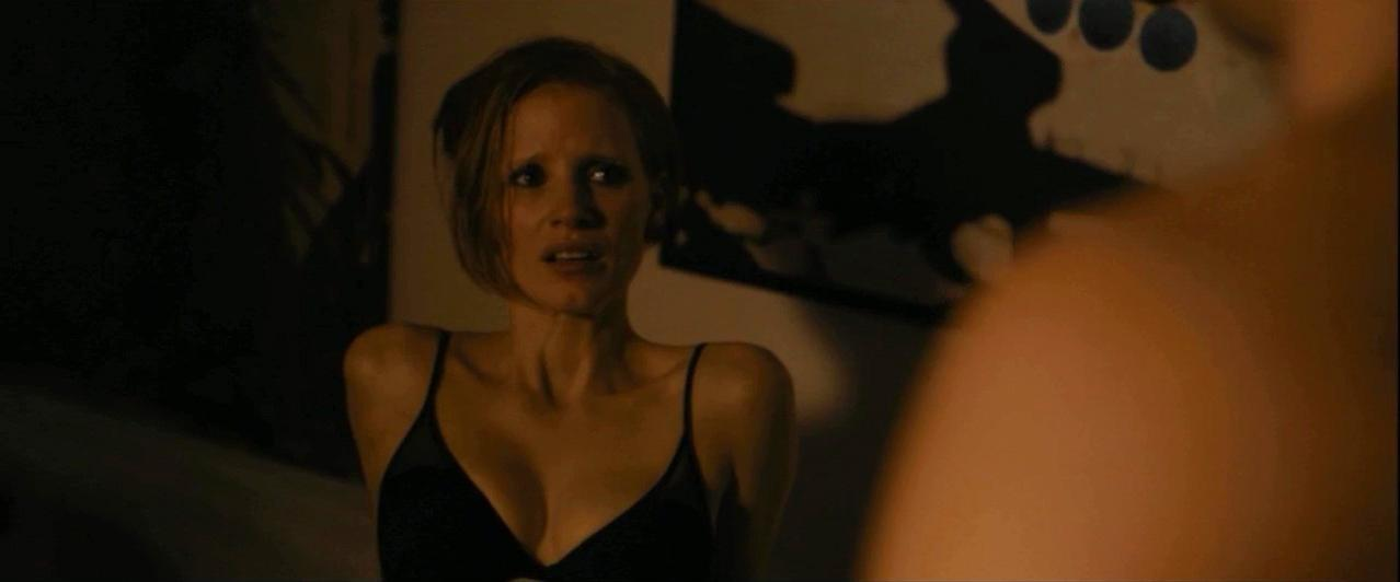 Nude jessica lawless chastain