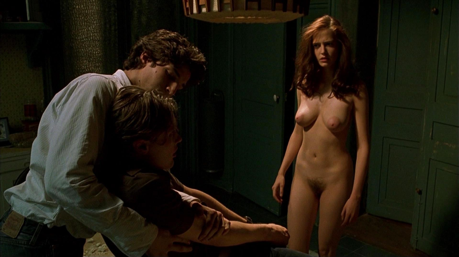 Eva Green nude - The Dreamers (2003)