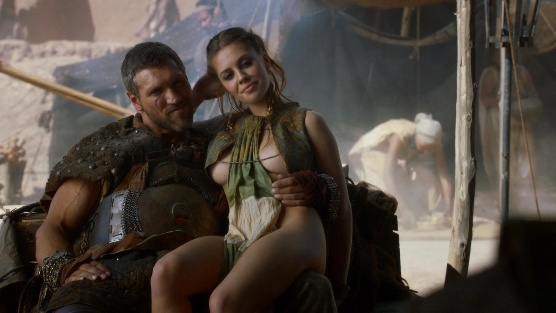 Talitha Luke-Eardley nude - Game of Thrones s03e08 (2013)