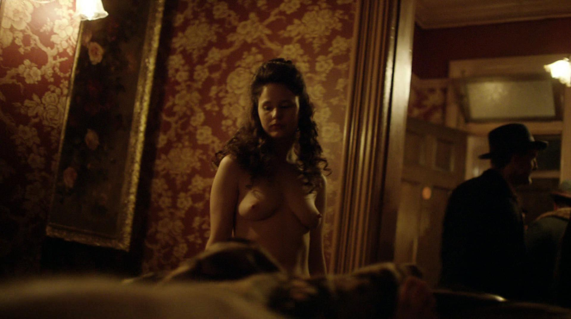 Rachel Korine nude - The Knick s01e05-10 (2014)