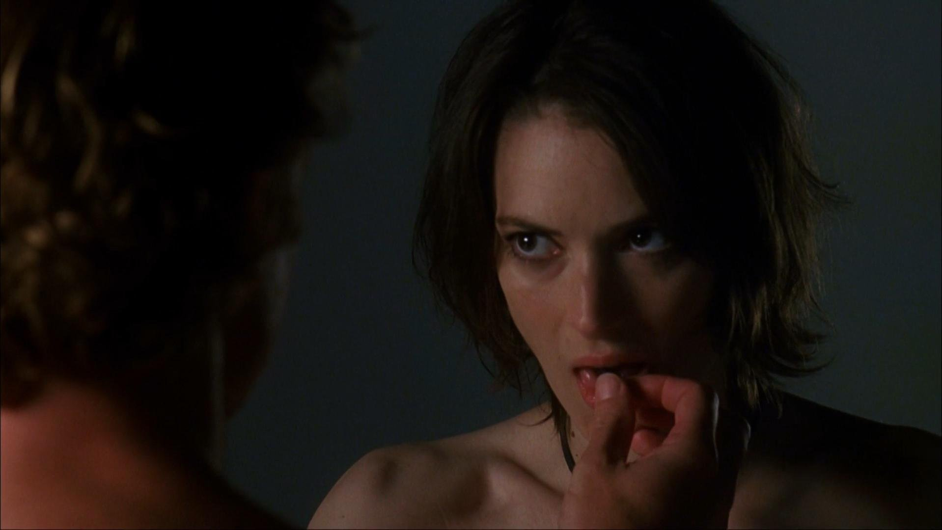 Winona ryder topless sex