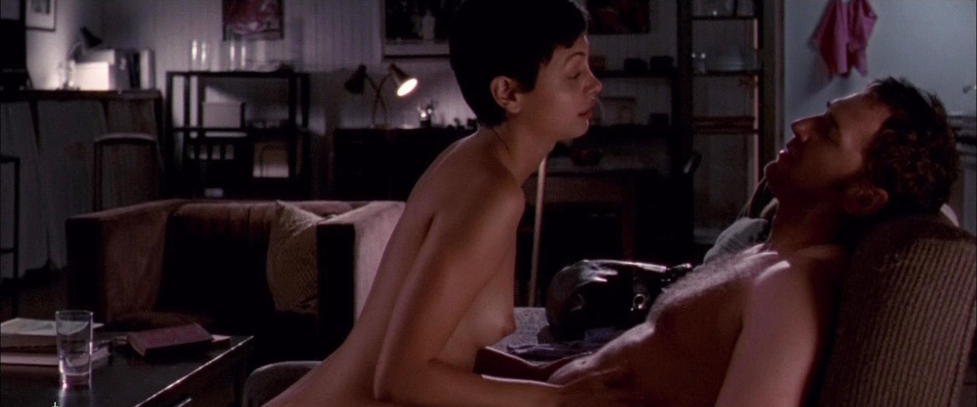 Morena Baccarin Nude Video