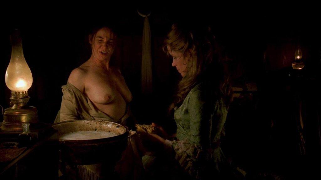 Robin weigert lesbian scenes - 1 part 7