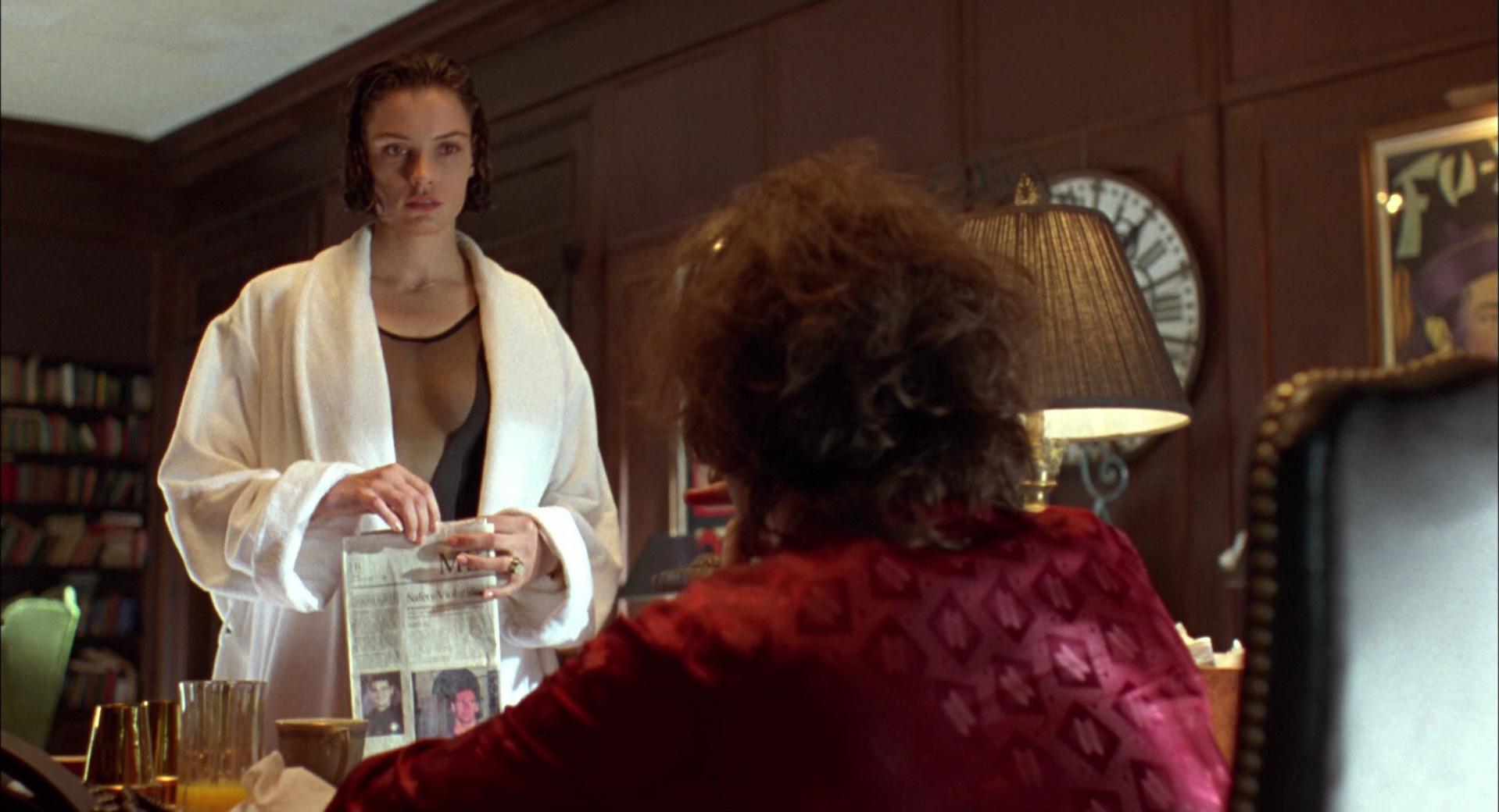 Famke Janssen nude - Lord of Illusions (1995)