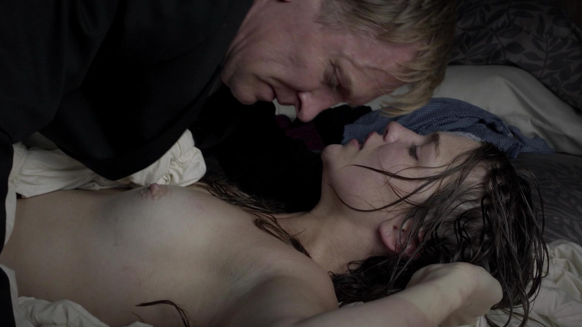 First her orgasm