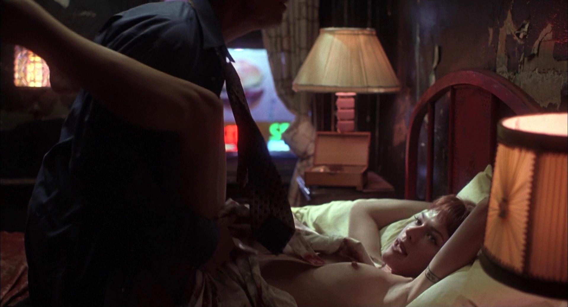 Milla Jovovich nude - He Got Game (1998)