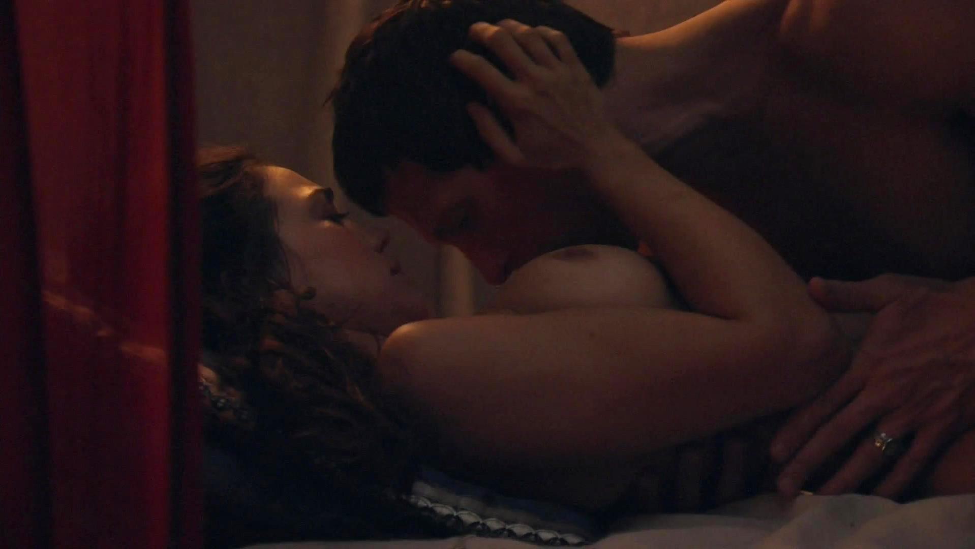 Jenna Lind nude - Spartacus s03e07 (2013)
