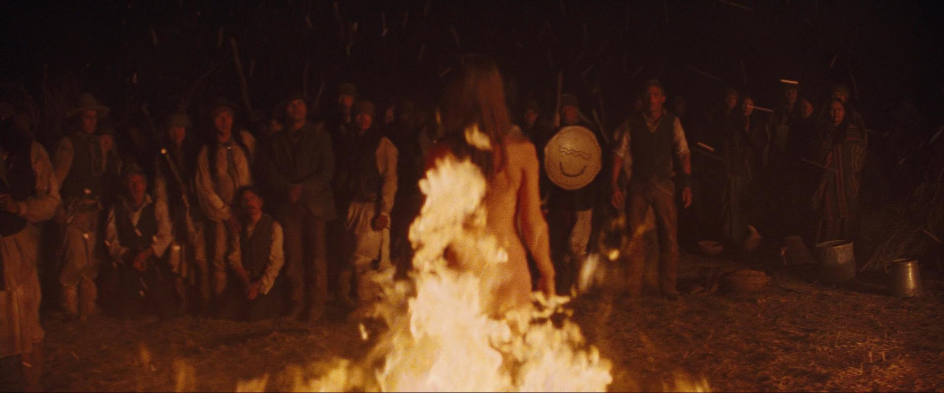 Olivia Wilde nude - Cowboys and Aliens (2011)