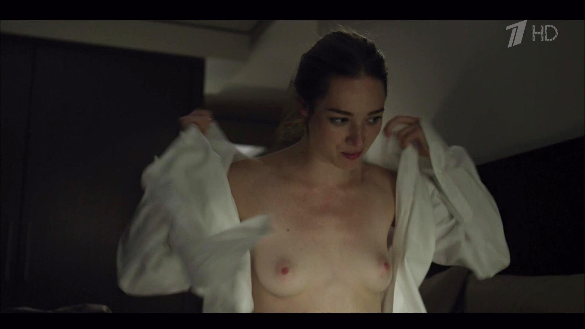 Kristen Connolly nude - House Of Cards s01e01 (2013)
