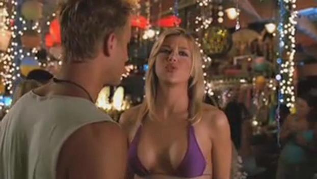 Adrianne Palicki sexy - Aquaman (2006)