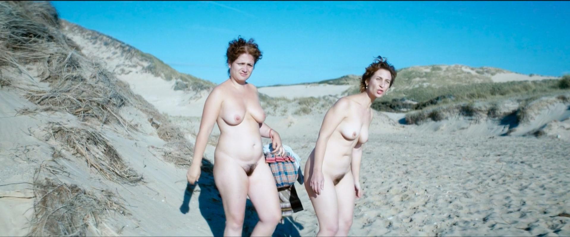 Laura Dupre nude, Angelique Vergara nude, Anna Zakharova nude - Ma Loute (2016)