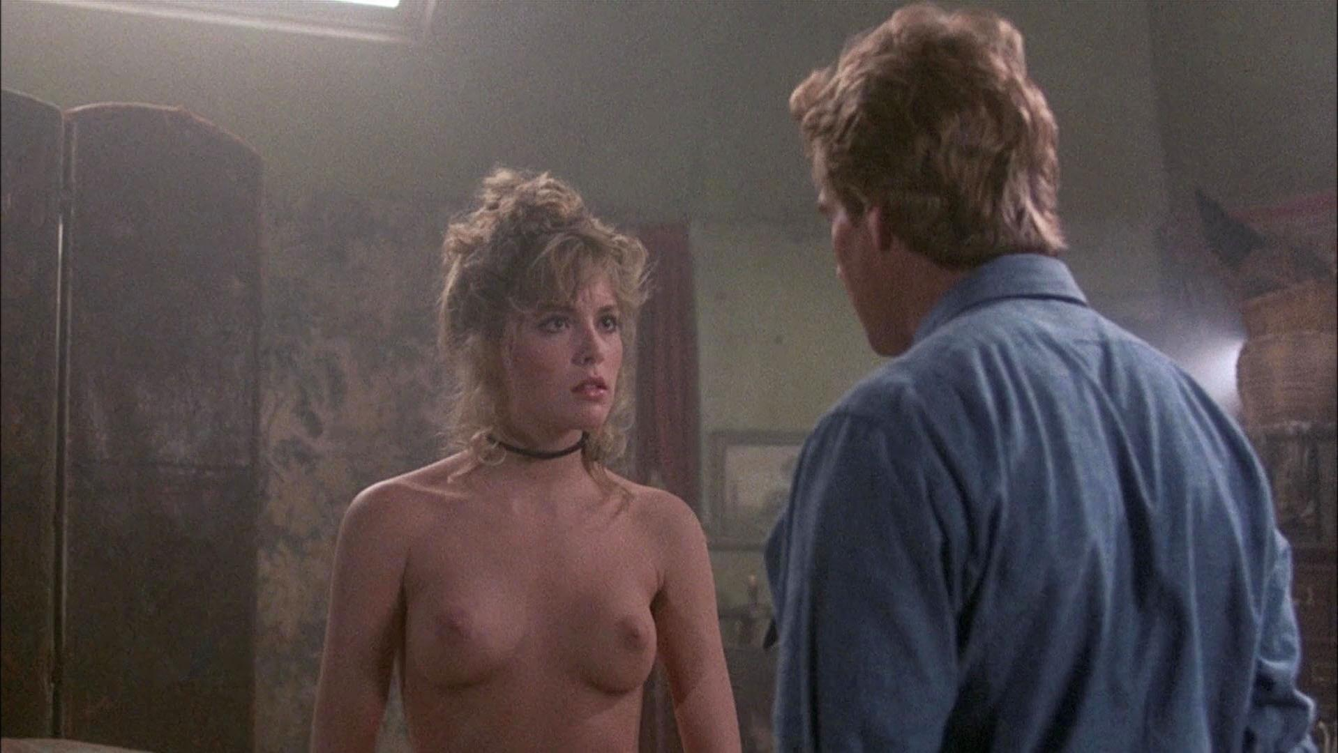 Sharon Stone nude - Irreconcilable Differences (1984)