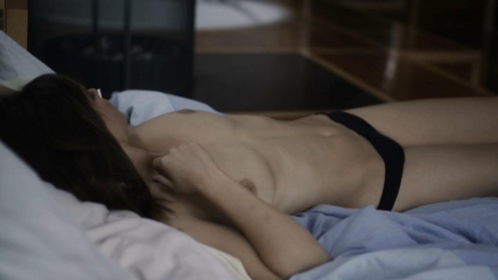 Agnes Delachair nude - Ne nous soumets pas a la tentation (2011)