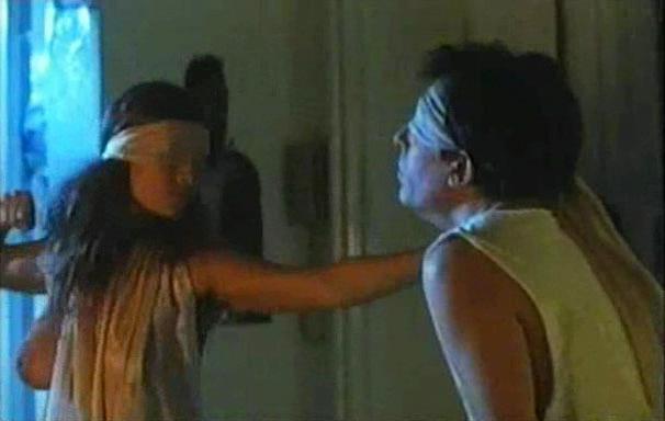 Deborah Caprioglio nude - Saint Tropez, Saint Tropez (1992)