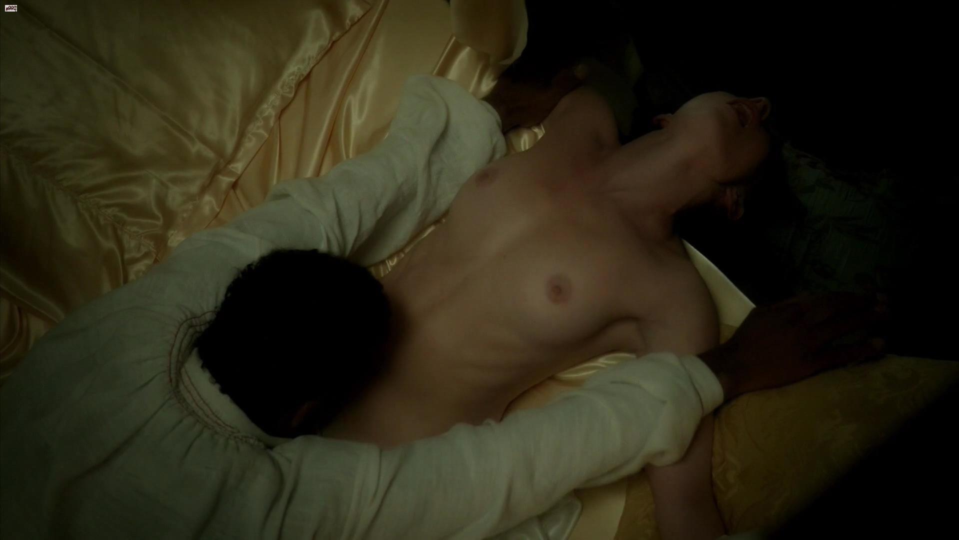 Lara Pulver nude - Da Vinci's Demons s02e07 (2014)