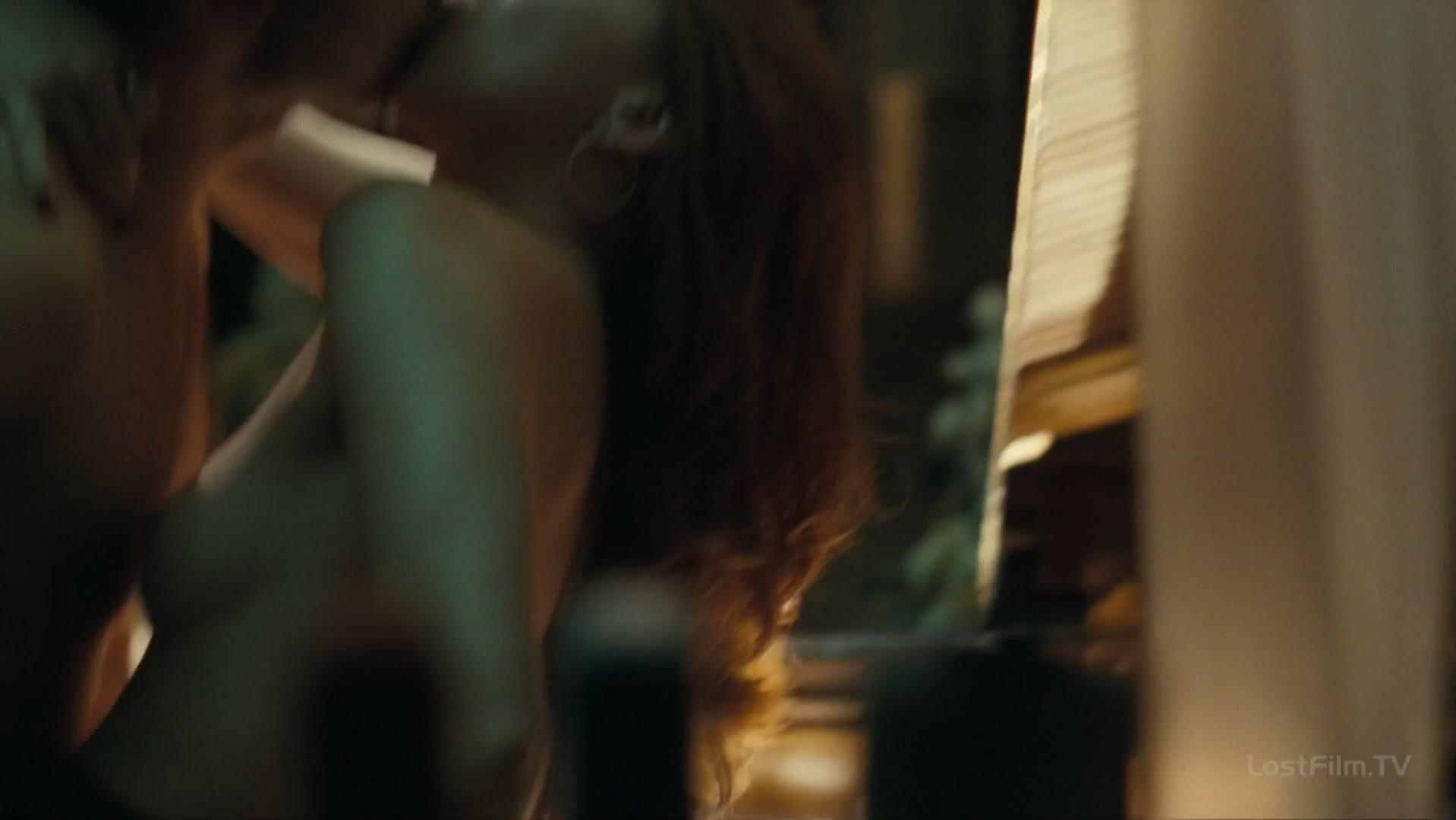 Elizabeth McLaughlin nude - Hand of God s01e01-02 (2014)