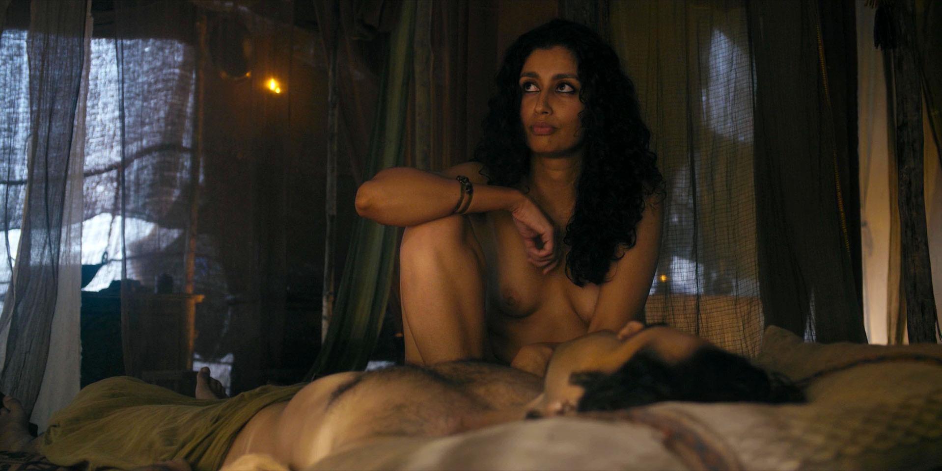 Karishma Ahluwalia nude - Marco Polo s02e05 (2016)