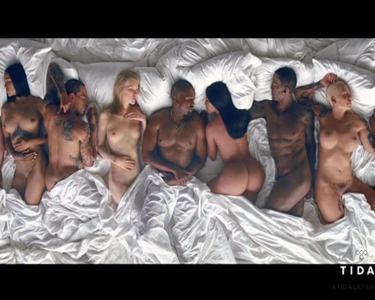 Taylor Swift nude, Rihanna nude, Kim Kardashian nude, Amber Rose nude - Famous (2016)