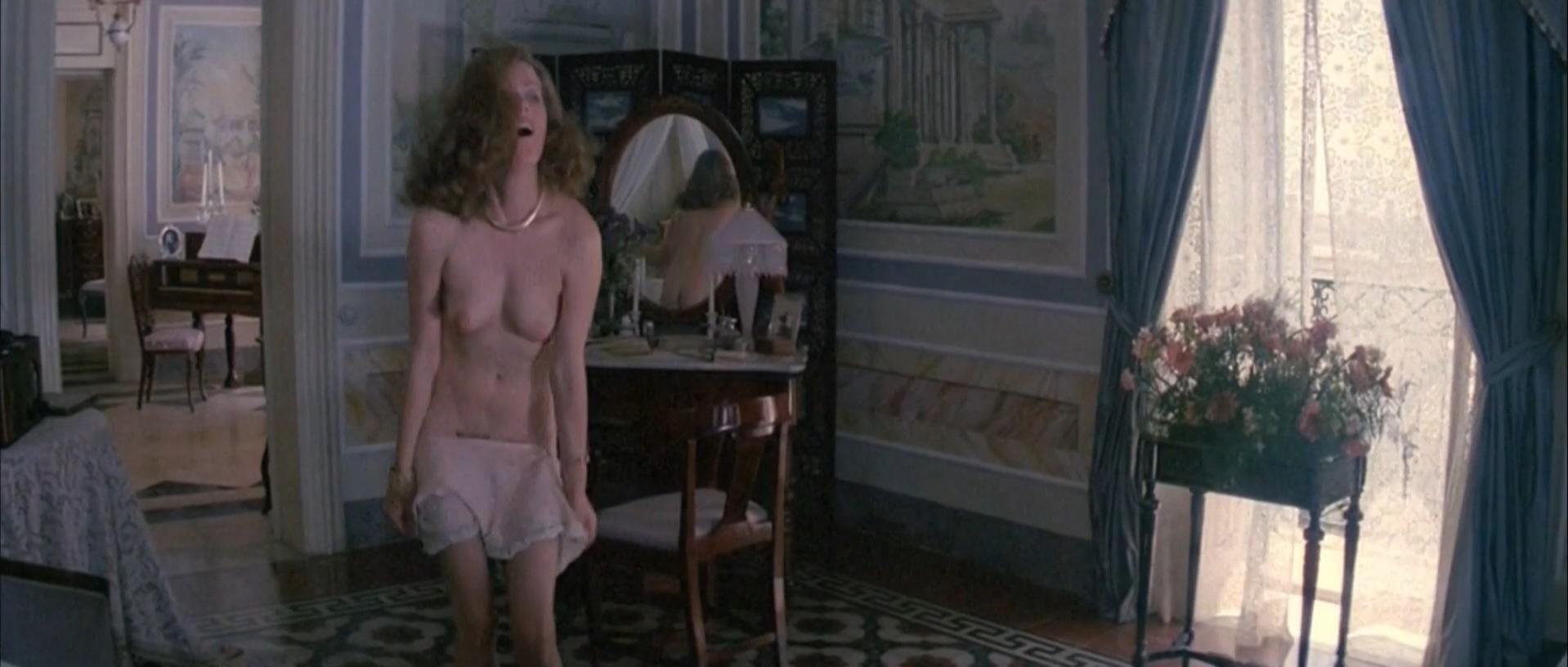Barbara Sukowa nude - The Sicilian (1987)
