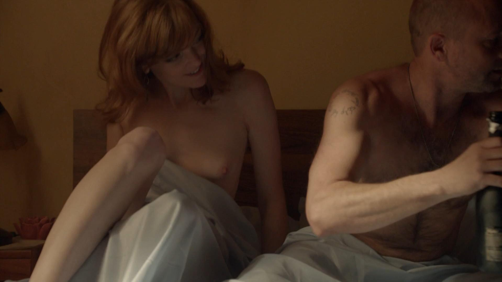 Emily Coutts nude - Transporter The Series s01e02 (2012)