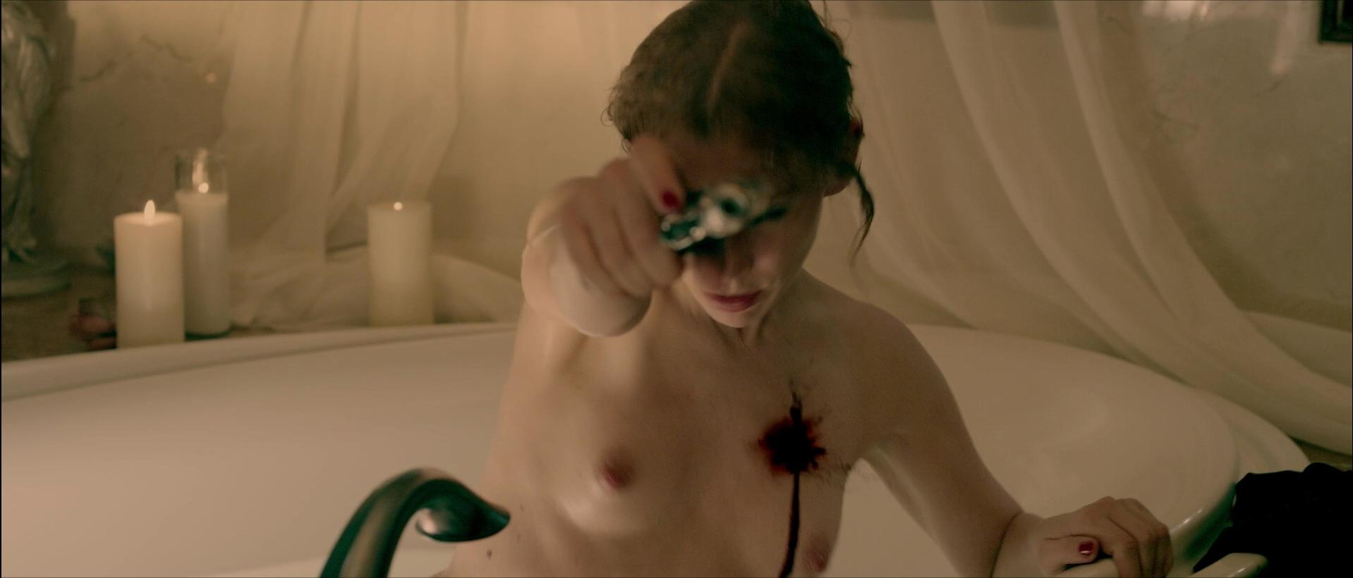 Julia Dietze nude - Bullet (2014)