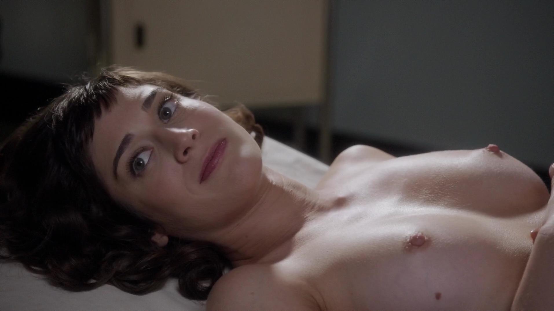 caplan nudes lizzy
