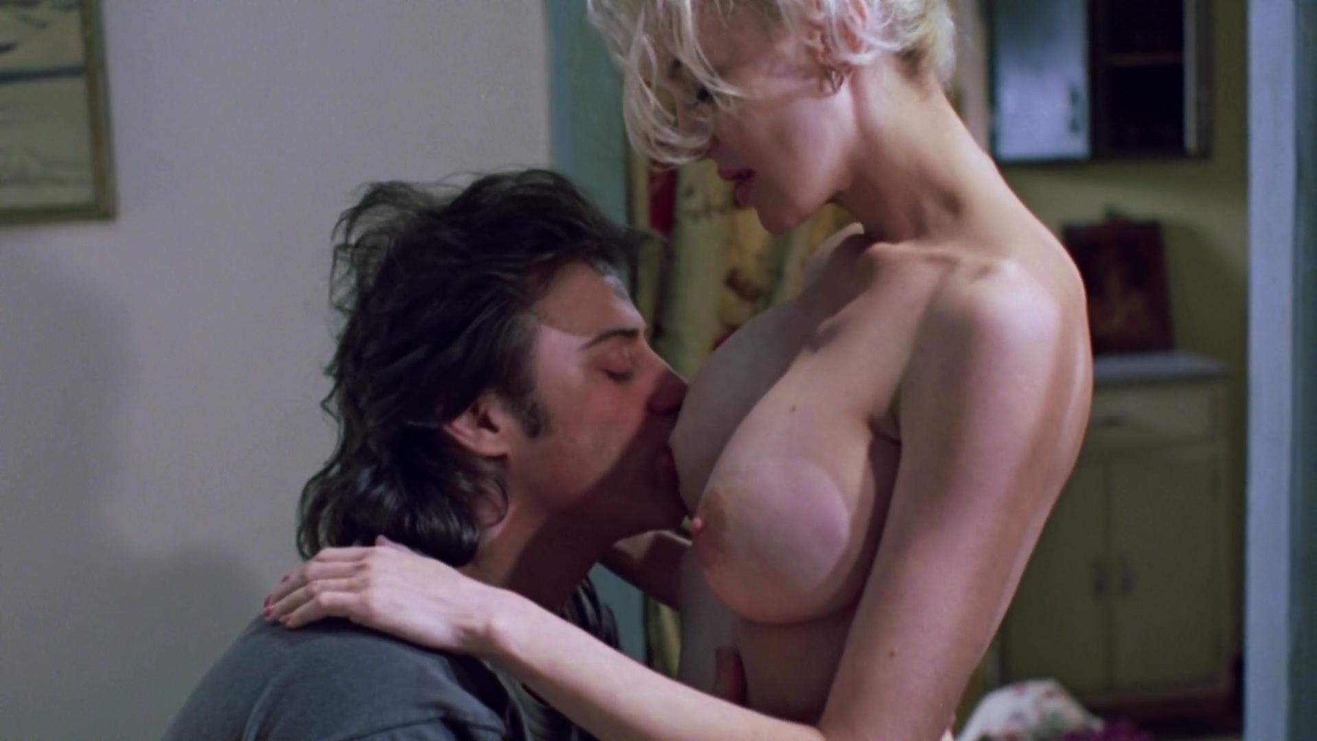 Anna Levine nude - Drunks (1995)