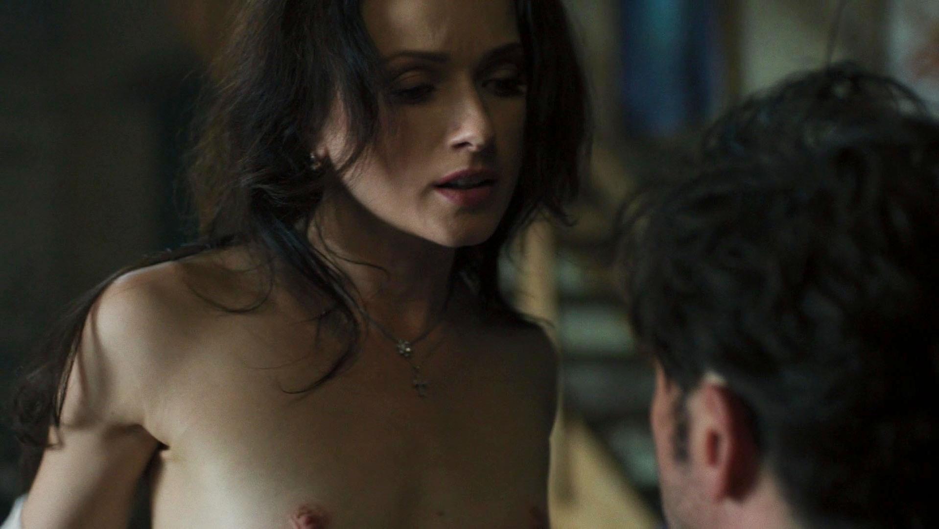 Irina Dvorovenko nude - Flesh and Bone s01e07 (2015)