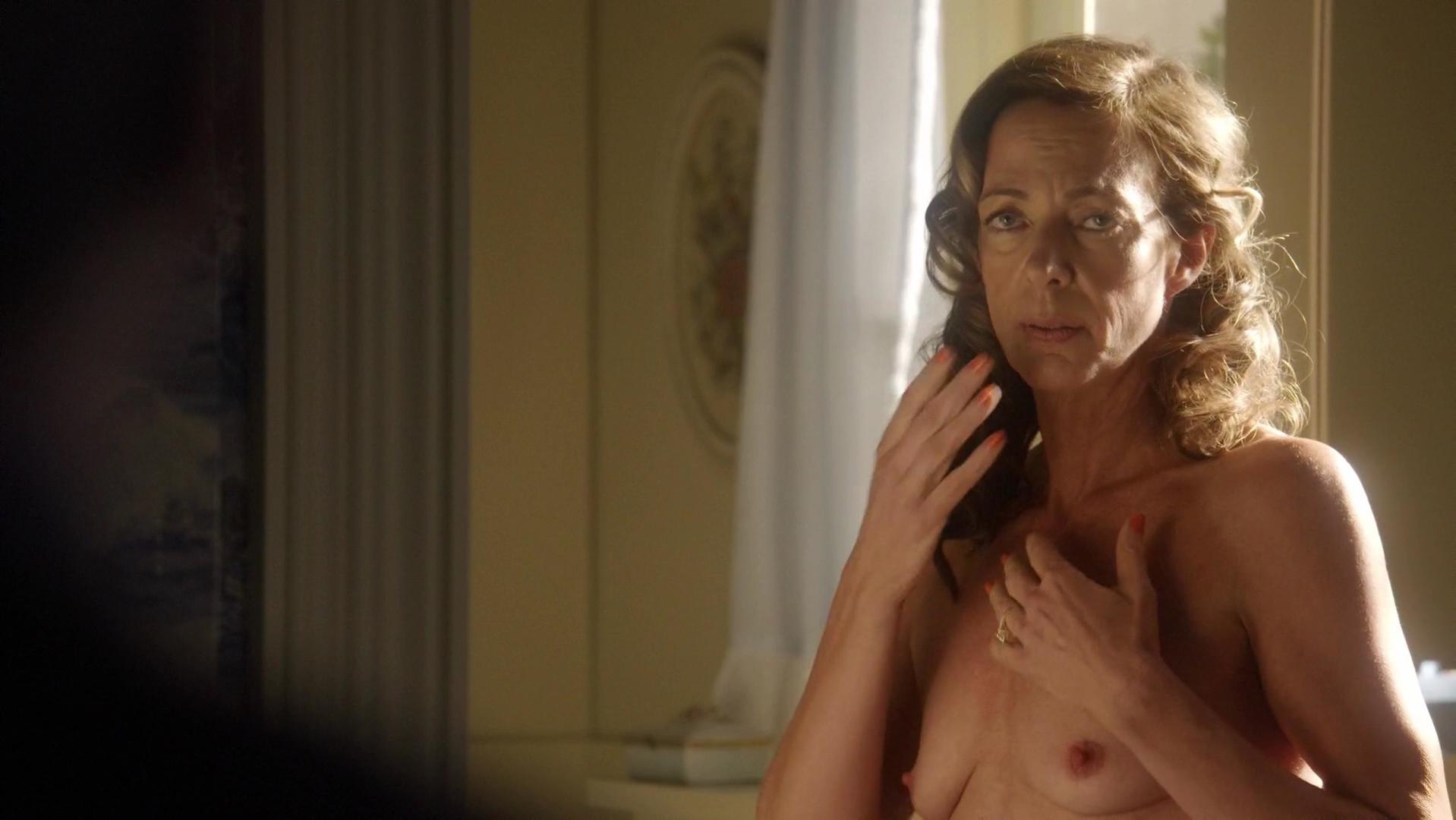 Allison Janney nude - Masters of Sex s01e07-08 (2013)