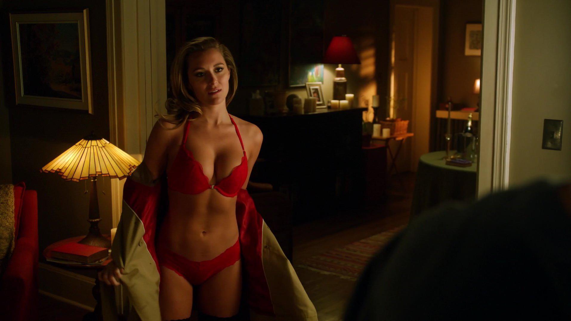 Alexa Vega sexy - The Tomorrow People s01e19 (2014)