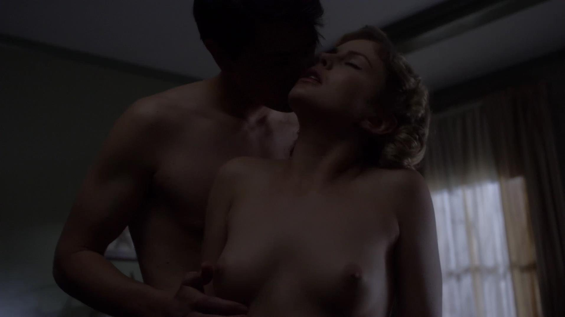 Rose McIver nude - Masters of Sex s01e05 (2013)
