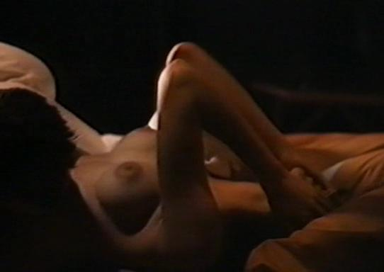 Mia Sara nude - Caroline at Midnight (1993)