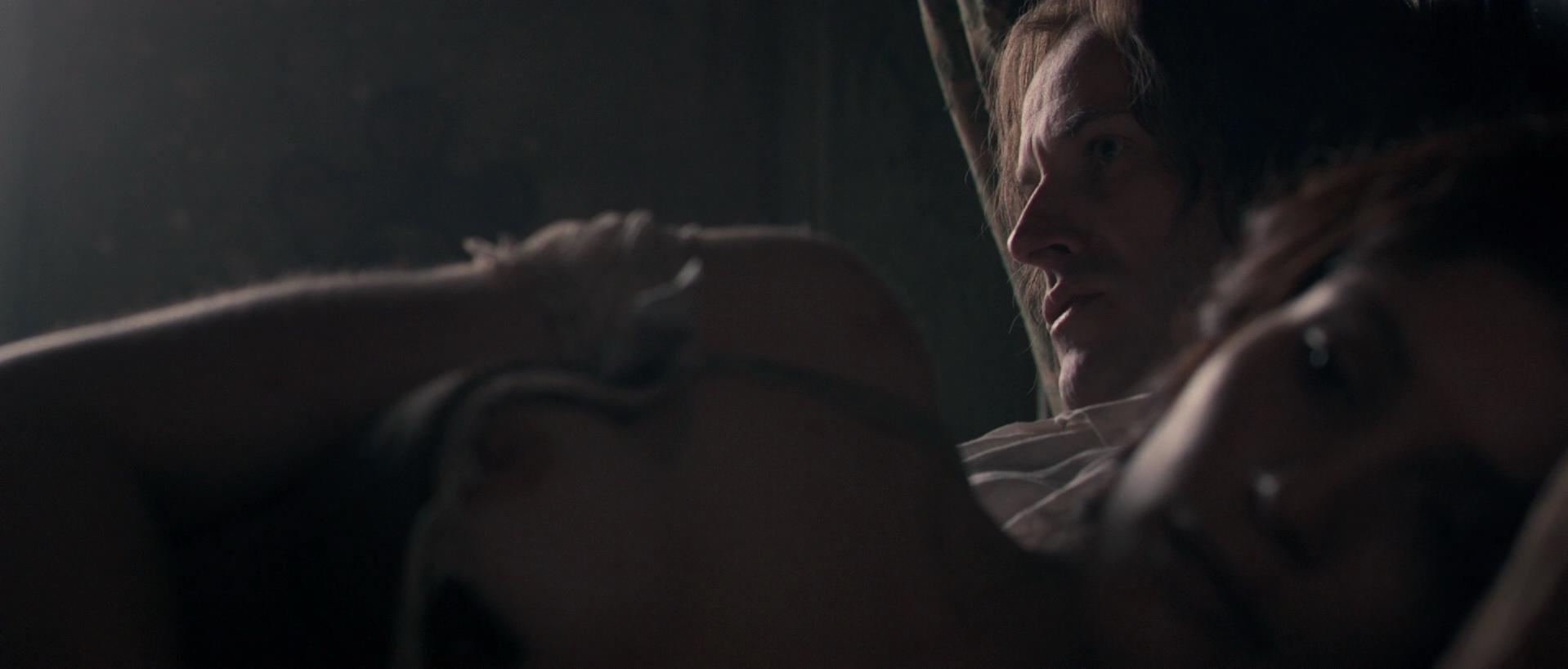 Gemma Arterton nude - Byzantium (2012)