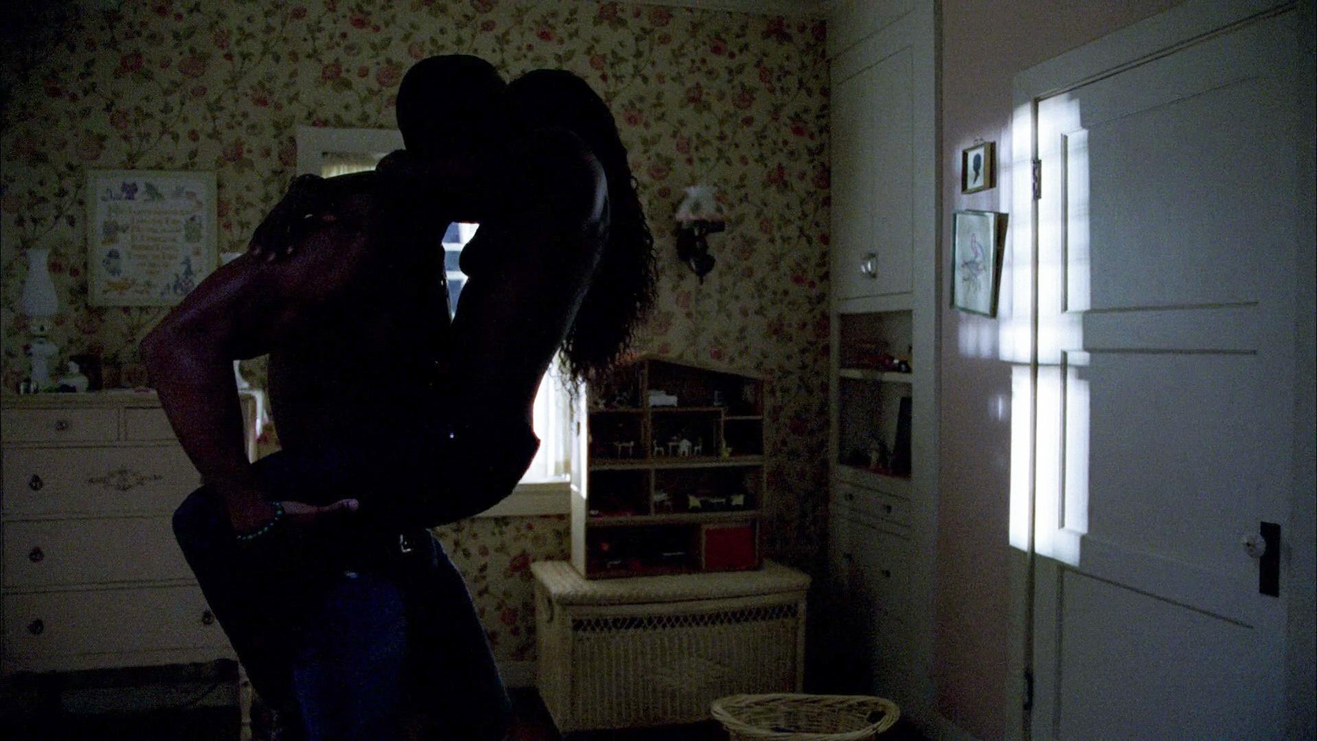 Naked Rutina Wesley in True Blood ANCENSORED
