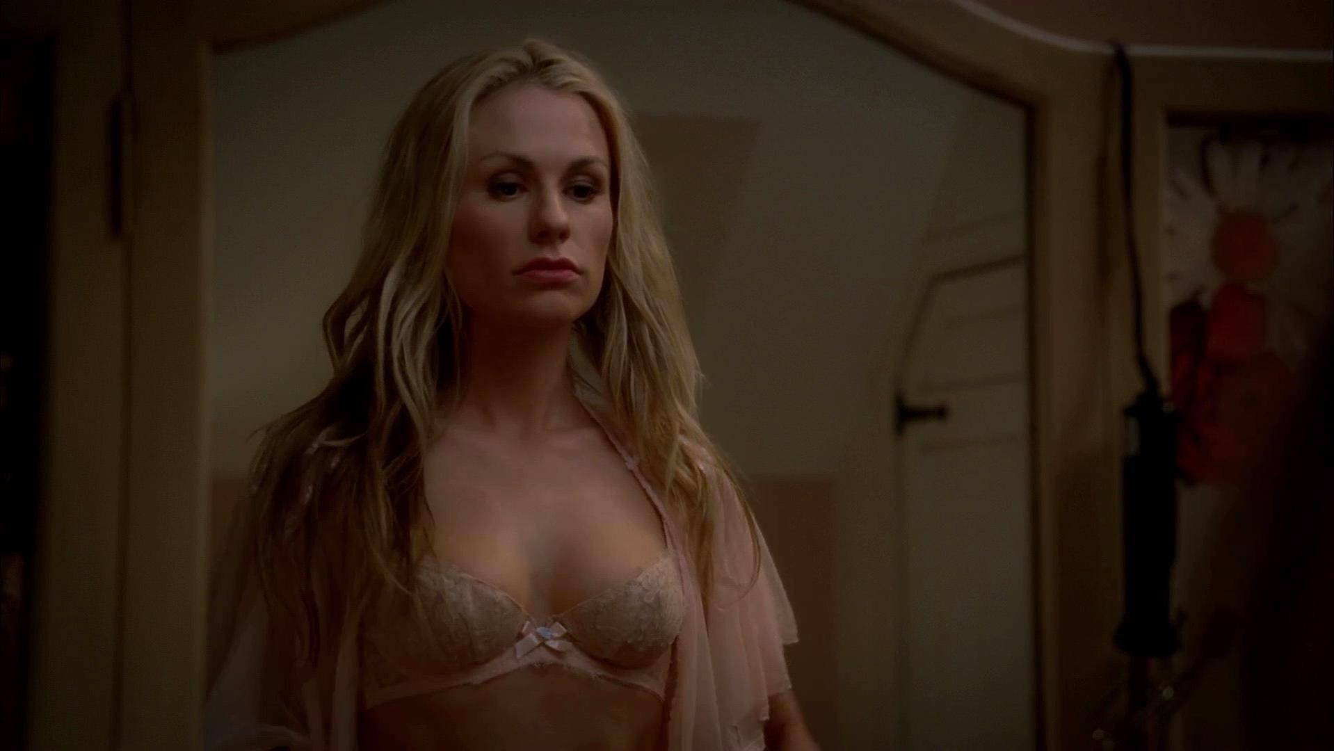 Would like Anna paquin sex scene video not pleasant
