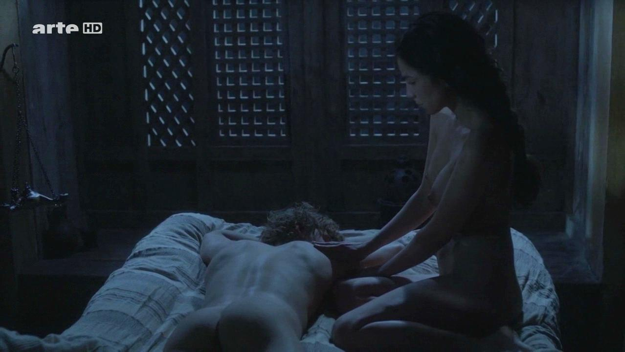 Karina Testa nude - Odysseus s01e04-06 (2013)