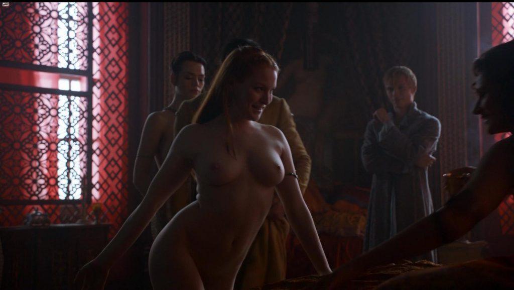 секс сцены из игры престолов видео