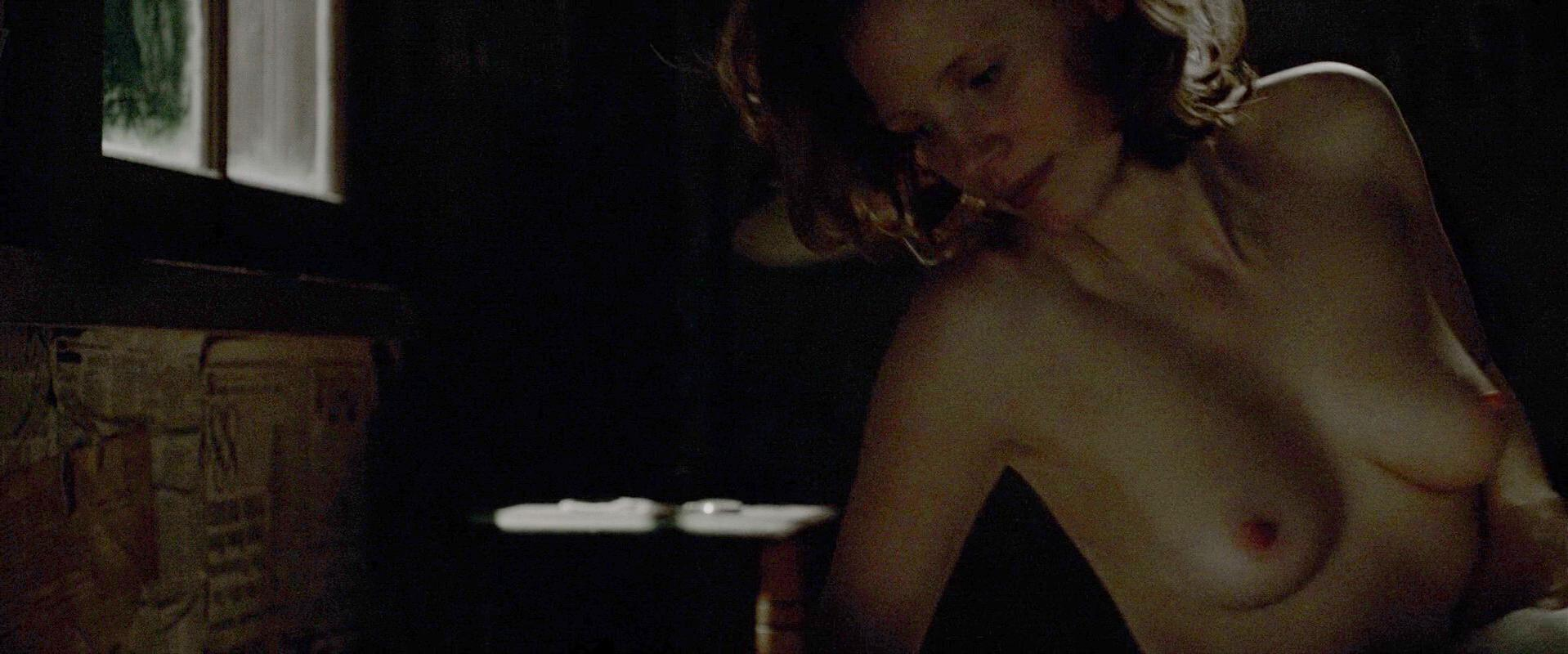 Jessica chastain nude as