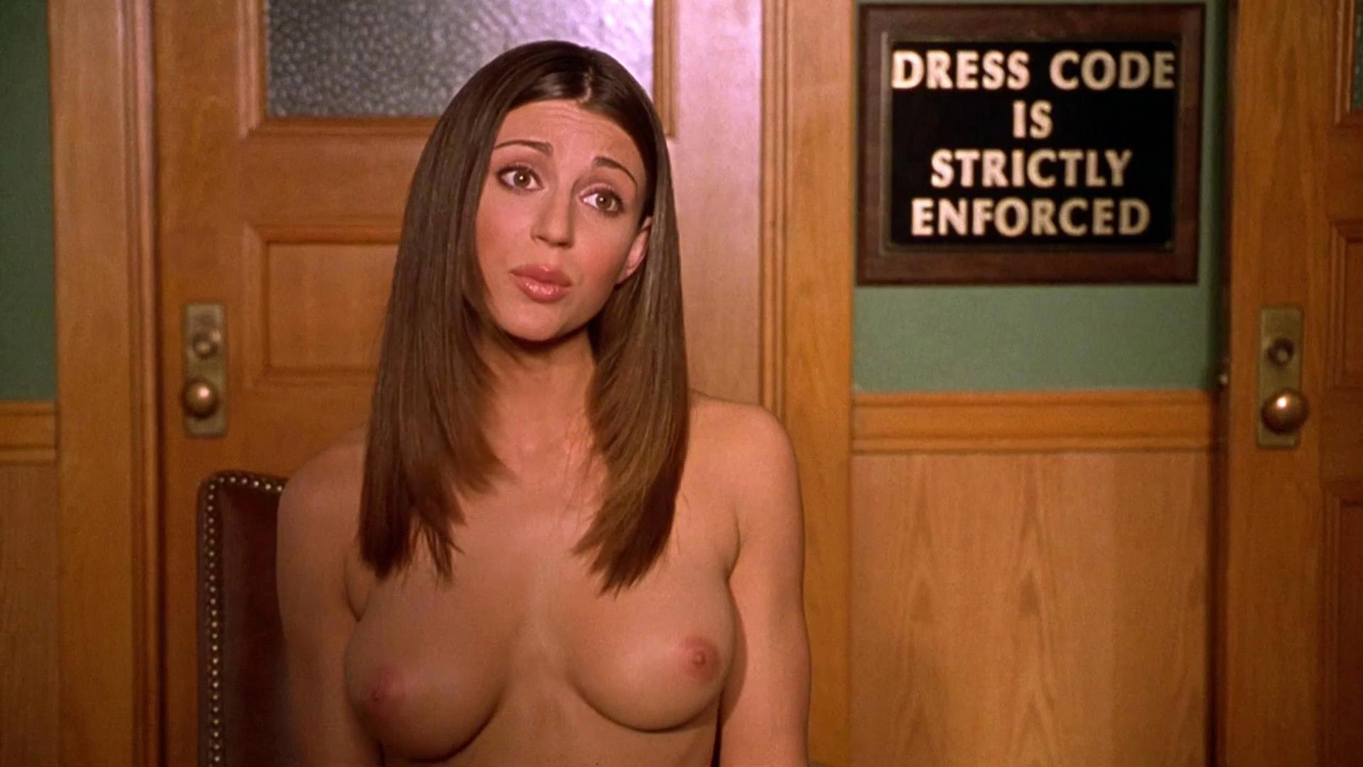 Cerina Vincent nude - Not Another Teen Movie (2001)