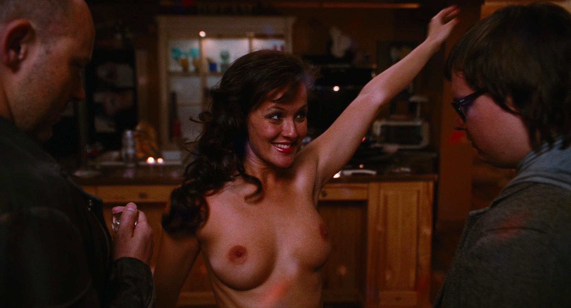 Crystal Lowe Sex Scenes From Movie 43