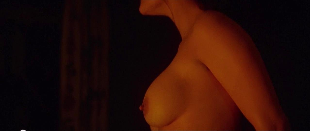 Demi Moore nude - The Scarlet Letter (1995)