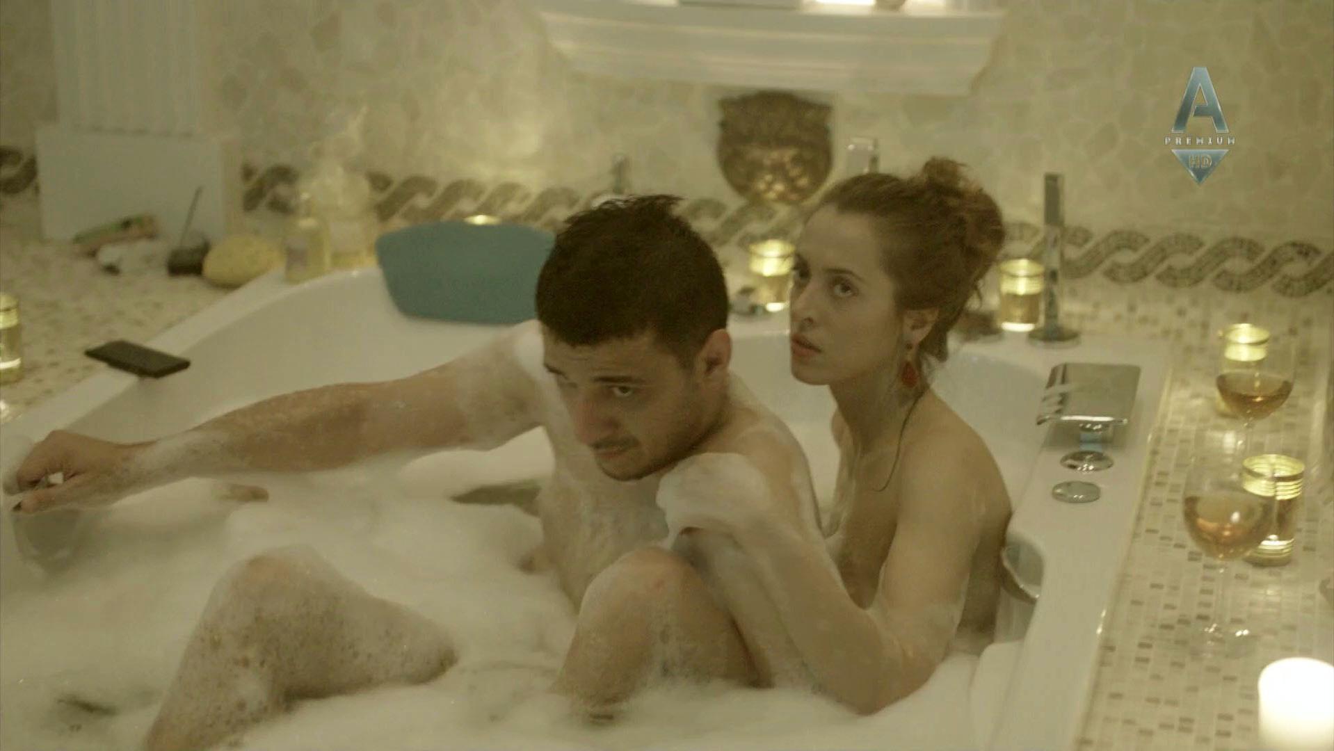 Anastasiya Meskova sexy - Sladkaya zhizn s01e06 (2014)